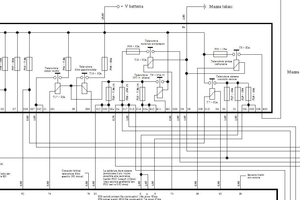 Schema Elettrico Fiat Punto 1 3 Multijet : Grande punto cv mtj kw a errore p